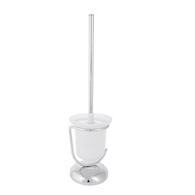S06-004 Ерш для унитаза напольный, стекло, SonWelle H706
