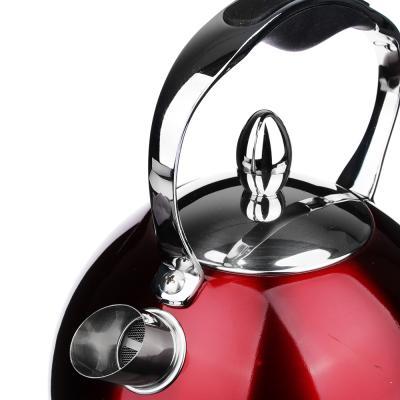 """291-055 LEBEN Чайник электрический 2л, 2200Вт нерж. сталь, """"Стайл"""""""