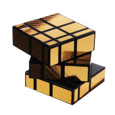 "295-151 Головоломка ""Зеркальный куб"", пластик, 5,65х5,65х5,65см"
