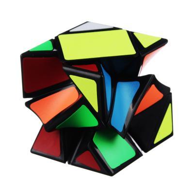 "295-158 Головоломка ""Многогранник"", пластик ,6х6х6см"