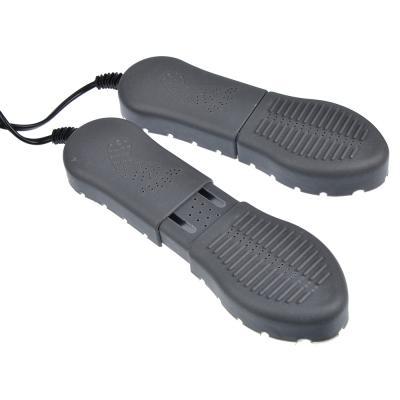 248-007 LEBEN Сушилка для обуви раздвижная плоская, пластик, 220В, 15Вт, 50Гц, темп. нагрева 65-80 градусов