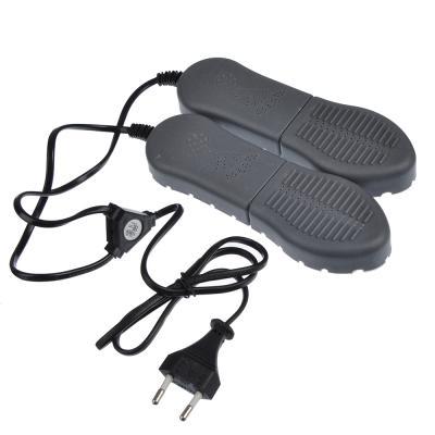 248-007 Сушилка для обуви LEBEN раздвижная плоская, пластик, 220В, 15Вт, 50Гц, темп. нагрева 65-80 градусов