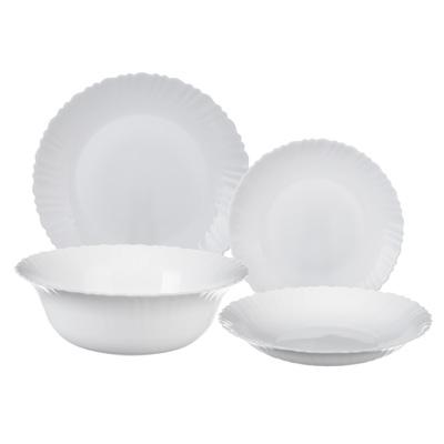 818-538 Набор столовой посуды 13 предметов, опаловое стекло, MILLIMI