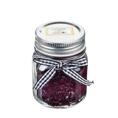 508-551 Свеча ароматическая, в стекле, 6х8,3 см, 6 ароматов