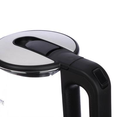 291-061 LEBEN Чайник электрический 1,7л, 1850Вт, скрытый нагр.элемент, автооткл., стекло, HHB1748