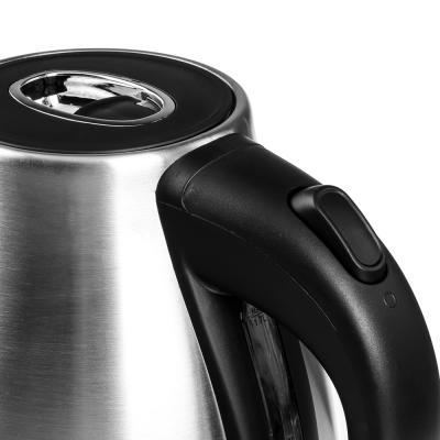 291-063 Чайник электрический 1,7 л LEBEN, 1850 Вт, нержавеющая сталь
