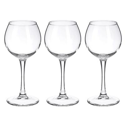 878-350 ОСЗ Набор бокалов для вина, 3 шт, 210мл, Эдем, арт.14с1776/0