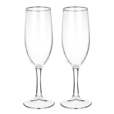878-361 Набор бокалов для шампанского 2 шт., 250 мл, PASABAHCE Classique