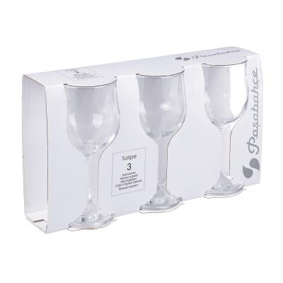 878-362 Набор бокалов для вина 3шт., 315 мл, PASABAHCE Tulipe