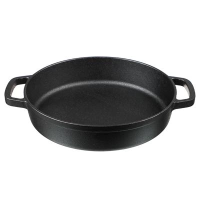 808-036 VETTA Сковорода-жаровня, чугун, 24х5см