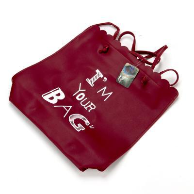 326-044 PAVO Сумка-шоппер на молнии, ПУ, сплав, 34х34х8см,3 цвета
