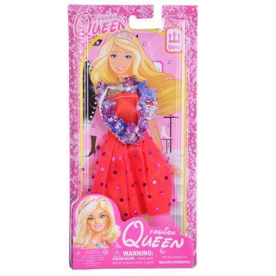 278-083 ИГРОЛЕНД Одежда для куклы, текстиль, 12,5х26х2,5см, 12 дизайнов
