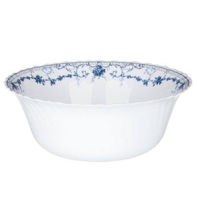 """818-545 Набор столовой посуды 19 предметов, опаловое стекло, MILLIMI """"Ариадна"""""""