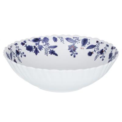 """818-596 Набор столовой посуды 19 предметов, опаловое стекло, MILLIMI """"Таис"""""""