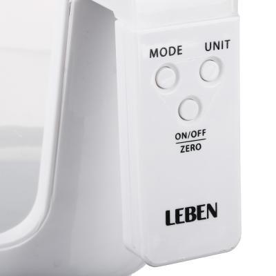 268-048 Весы кухонные электронные LEBEN ЕСО, до 5 кг