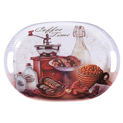862-390 VETTA Десерт Поднос пластик, 38,5х27х3см