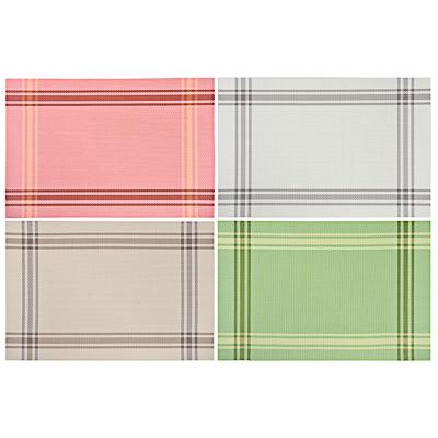 "890-326 Салфетка сервировочная ПВХ, 30x45см, 4 цвета, ""Самобранка"""