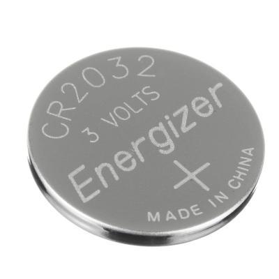 917-049 Батарейка, 1 шт, CR2032 литиевые, BL, Energizer