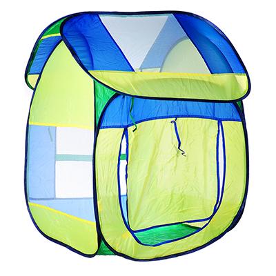 275-046 МЕШОК ПОДАРКОВ Палатка детская, полиэстер, проволока, 87х93х82см