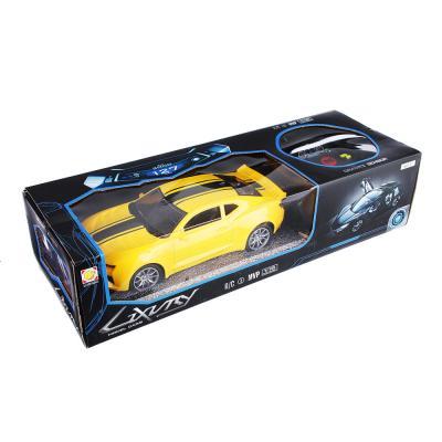 """293-020 Машина на р/у """"Спорткар"""" с аккум., 2АА, свет, пластик, резина, 25,5х11,5х9см, 4 дизайна"""