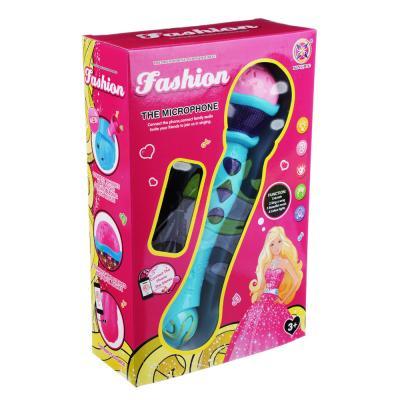 889-062 Микрофон, USB, пластик, 19 см, 2 вида