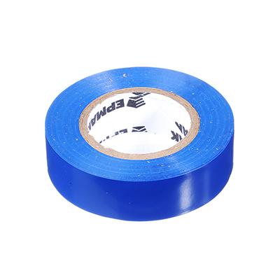 Изолента, 19 мм-18 м, синяя,