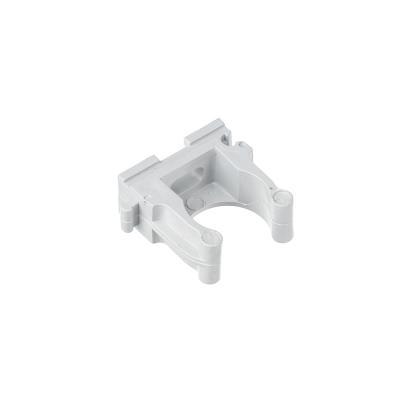 665-188 ЕРМАК Опора для крепления металлопластиковых и полипропиленовых труб к стене D20 (5 шт)