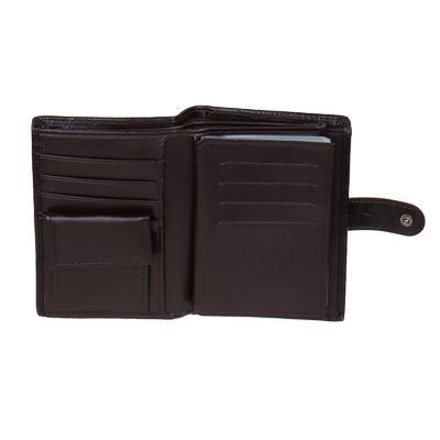 303-812 Кошелек мужской из искусственной кожи, 2 цвета, PAVO