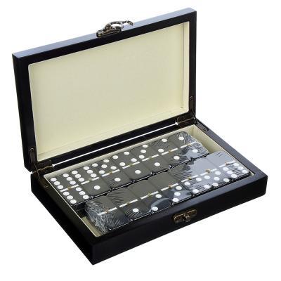 537-004 Домино в подарочной коробке, 20,6х12,6х4,5 см, дерево