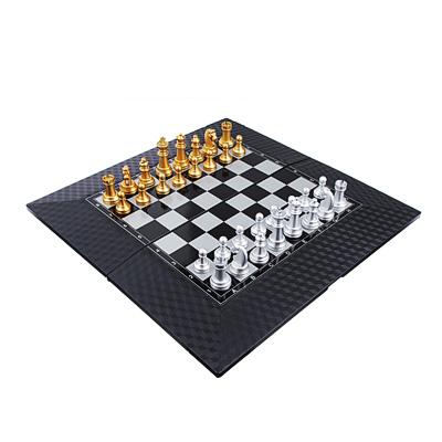 539-020 Шахматы, 33х33/33х17см, пластик