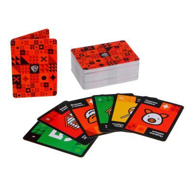 538-097 BY Игра карточная, 7х10см, бумага