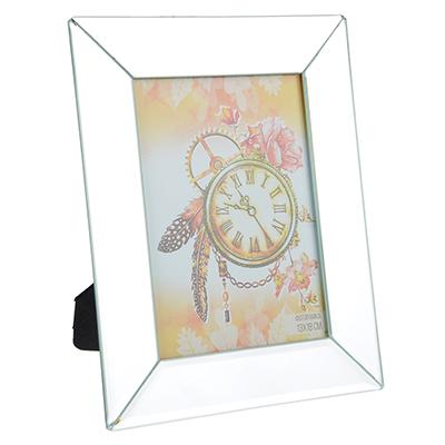 520-514 Фоторамка 20х24,5 (13х18) см, стекло, зеркальная