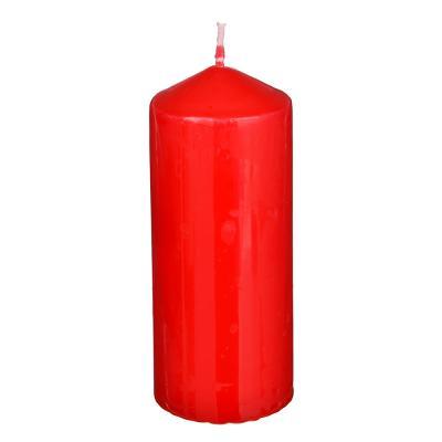 508-566 LADECOR Свеча столбик 6х15 см, 4 цвета