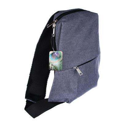 337-084 PAVO Сумка мужская через плечо, полиэстер, 29х19х6,5см, 2 цвета