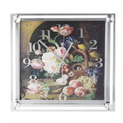 581-743 Часы настенные, 35х35 см, 1хАА