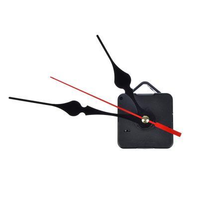 581-746 Механизм часовой, фигурные стрелки 13,4 см, плавный ход