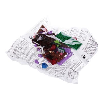 265-542 ИГРОЛЕНД Истории подружек Конструктор с лошадью, 45дет., пластик, 10х7х3см