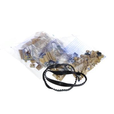 858-041 ИГРОЛЕНД Армия Конструктор Танк, 192дет., пластик, 20x15x6см