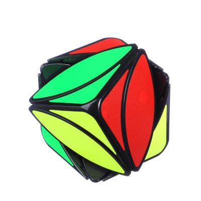 """214-012 ИГРОЛЕНД Головоломка """"Мир квадратов. Куб"""", пластик, 5,8х5,8х5,8см"""