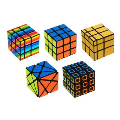 """214-013 ИГРОЛЕНД Головоломка """"Мир квадратов. Кубик"""", ABS, 5,7х5,7х5,7см, 10 дизайнов"""