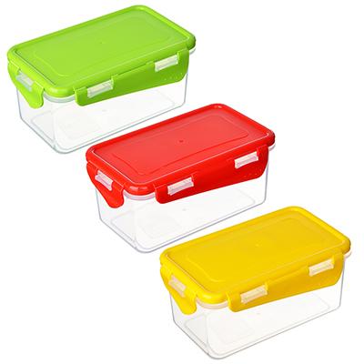 861-236 VETTA Контейнер для СВЧ пластик, прямоугольный с защелками, 1,5л, V167042