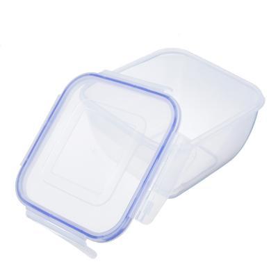 861-239 Контейнер пищевой 1,5 л для СВЧ, крышка с защелками, VETTA