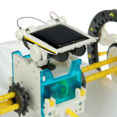 C03-003 ИГРОЛЕНД Конструктор робототехника 13в1, пластик, 31х6,5х20см