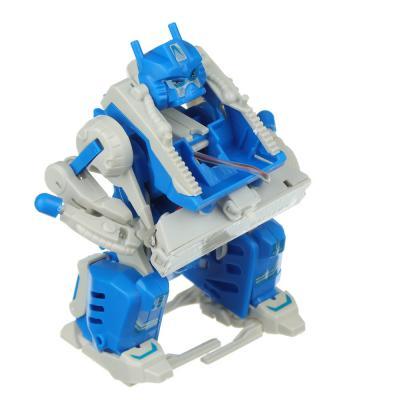 C03-004 ИГРОЛЕНД Конструктор робототехника 3в1, пластик, 20х26х5см