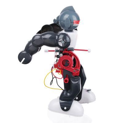 "C03-007 ИГРОЛЕНД Конструктор робототехника ""Робот-Акробат"", пластик, 25,3x19x6,5см"