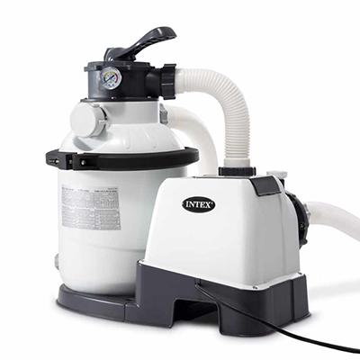 047-009 Песочный фильтр-насос INTEX 26644 (220-240 вольт)