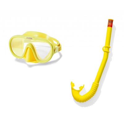 058-007 Набор для плавания INTEX 55642 (маска, трубка) от 8 лет