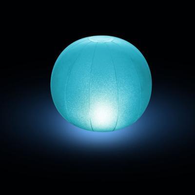 052-003 Плавающий светодиодный шар,23см x 22см, INTEX, 28693
