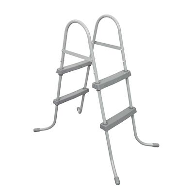 002-003 Лестница для бассейнов, 84 см, BESTWAY, 58430