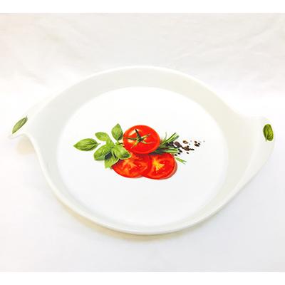 821-011 MILLIMI Таверна Блюдо, 25x19,5x4см, костяной фарфор